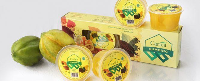 manfaat buah carica dieng
