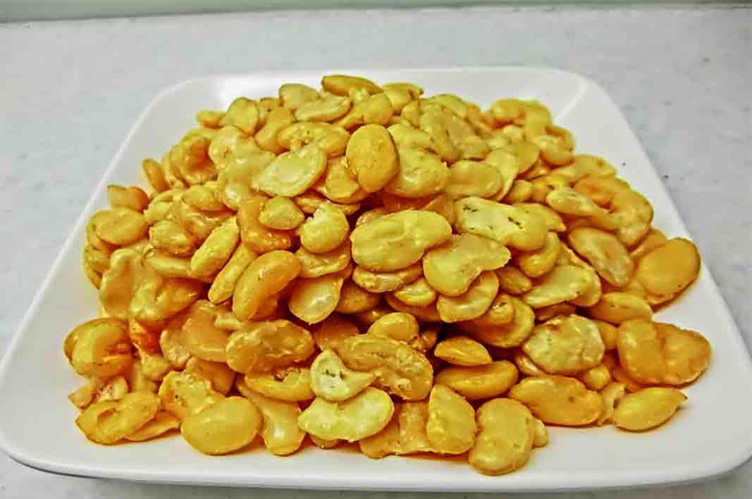 kacang dieng khas wonosobo